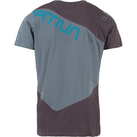 La Sportiva Float T-Shirt Uomo, carbon/slate